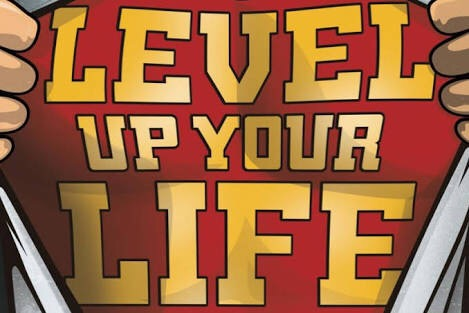 March Read- Level Up Your Life The Book